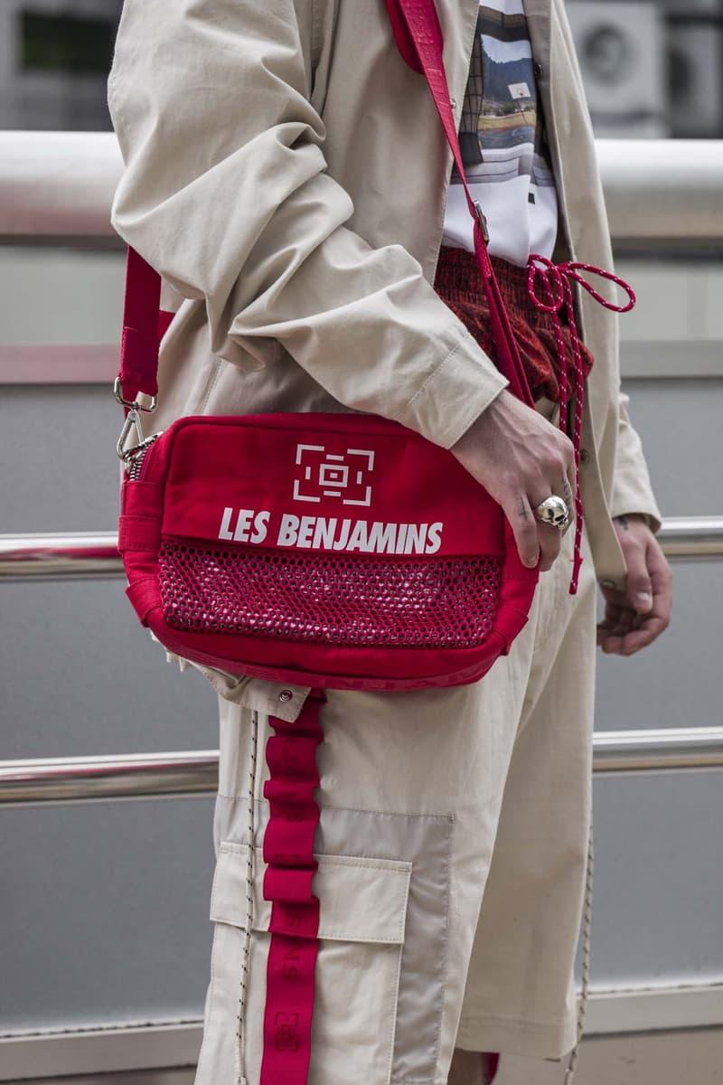 Les Benjamins Collection Lookbook