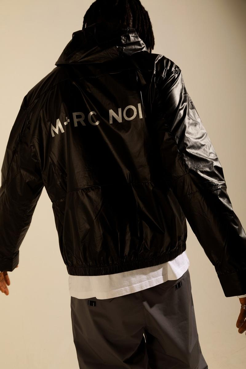 Photo De M+RC Noir