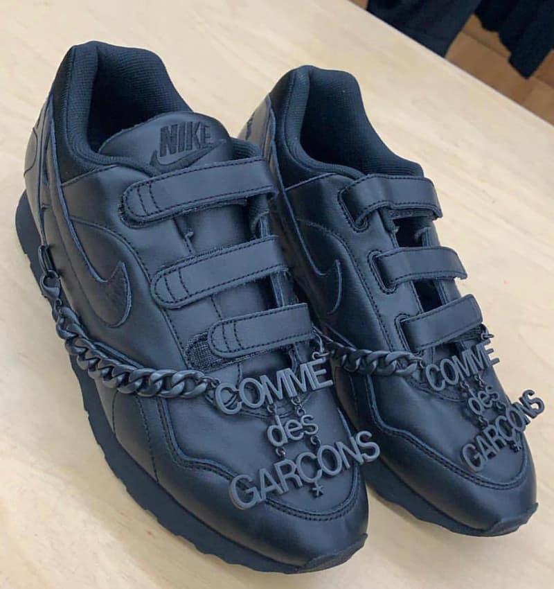 Photo De Sneaker Nike x COMME des GARÇONS
