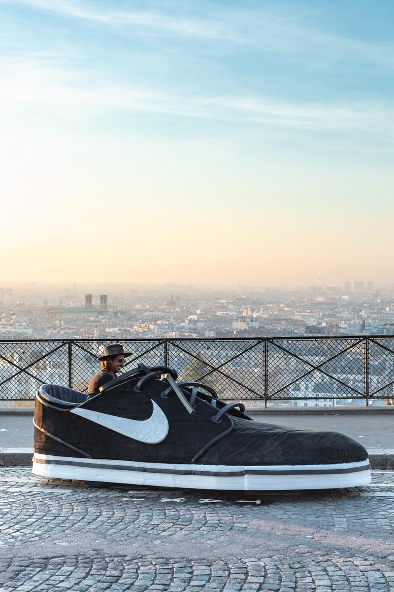 Nike SB Zoom Janoski Remastered 10 Ans colletion