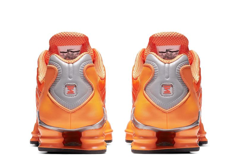 Nike Shox Total Photos Date de sortie