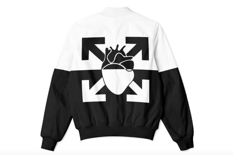 PNL, Off-White, veste