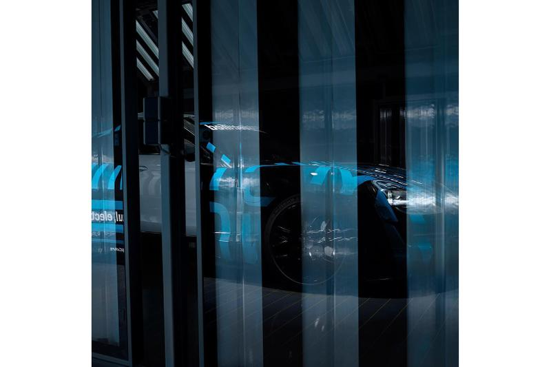 Porsche Taycan Electrique Soul Electrified Teaser Photos