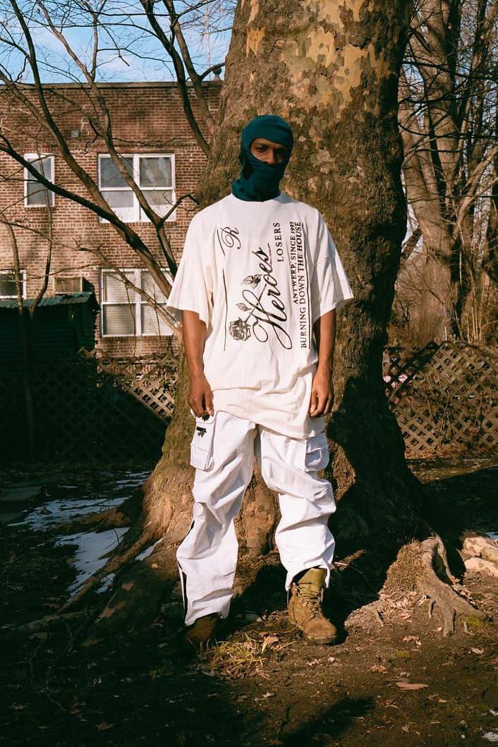 Raf Simons A$AP Rocky Templa Collection Ski Photos