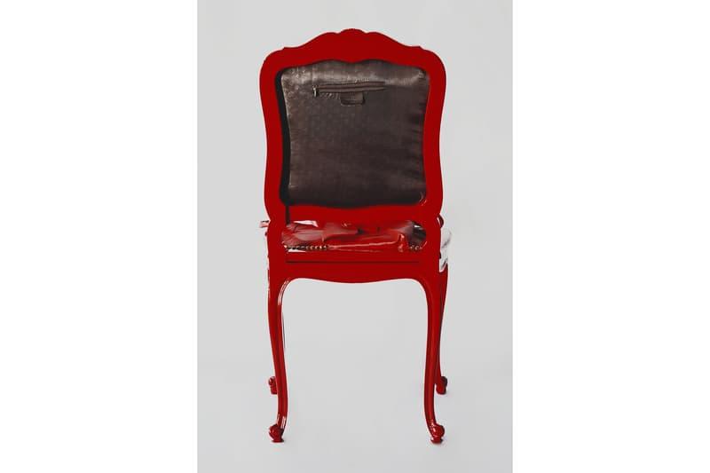Supreme Louis Vuitton Chaise Accessoire Waitinf For Ideas