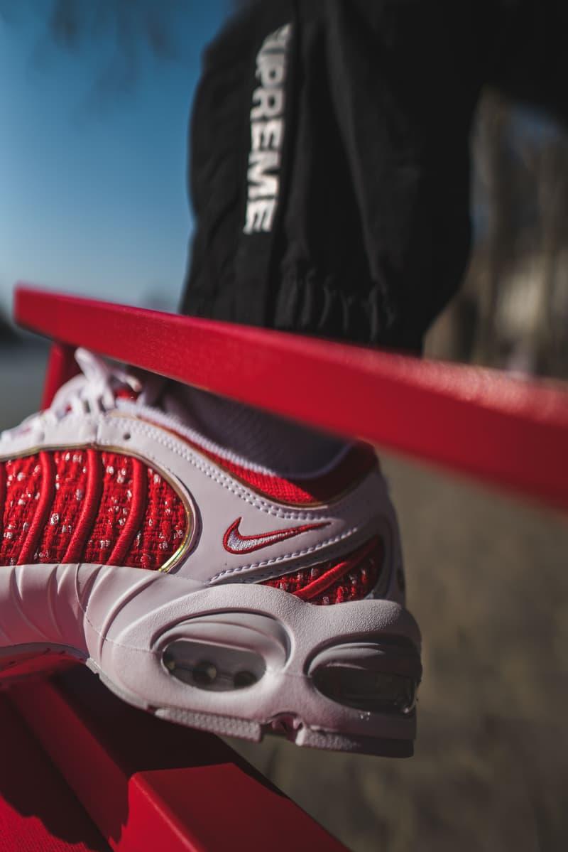Photo De La Supreme x Nike Air Max Tailwind IV