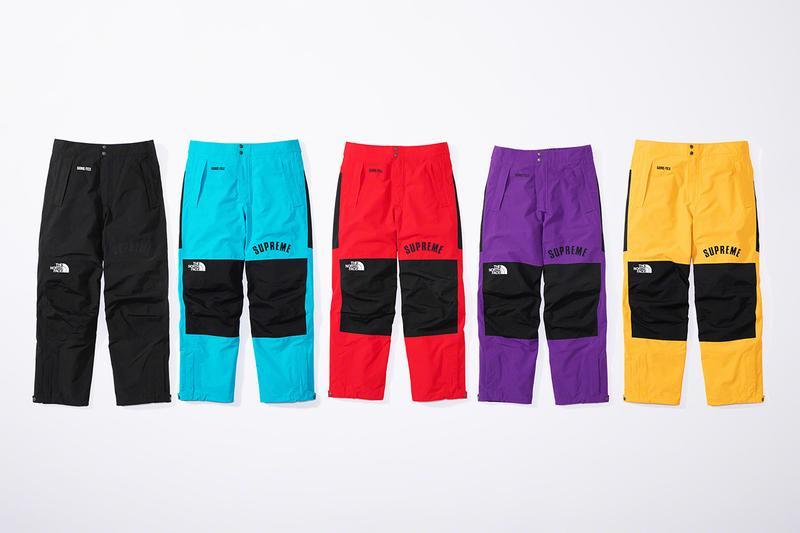 Photo de Supreme x The North Face