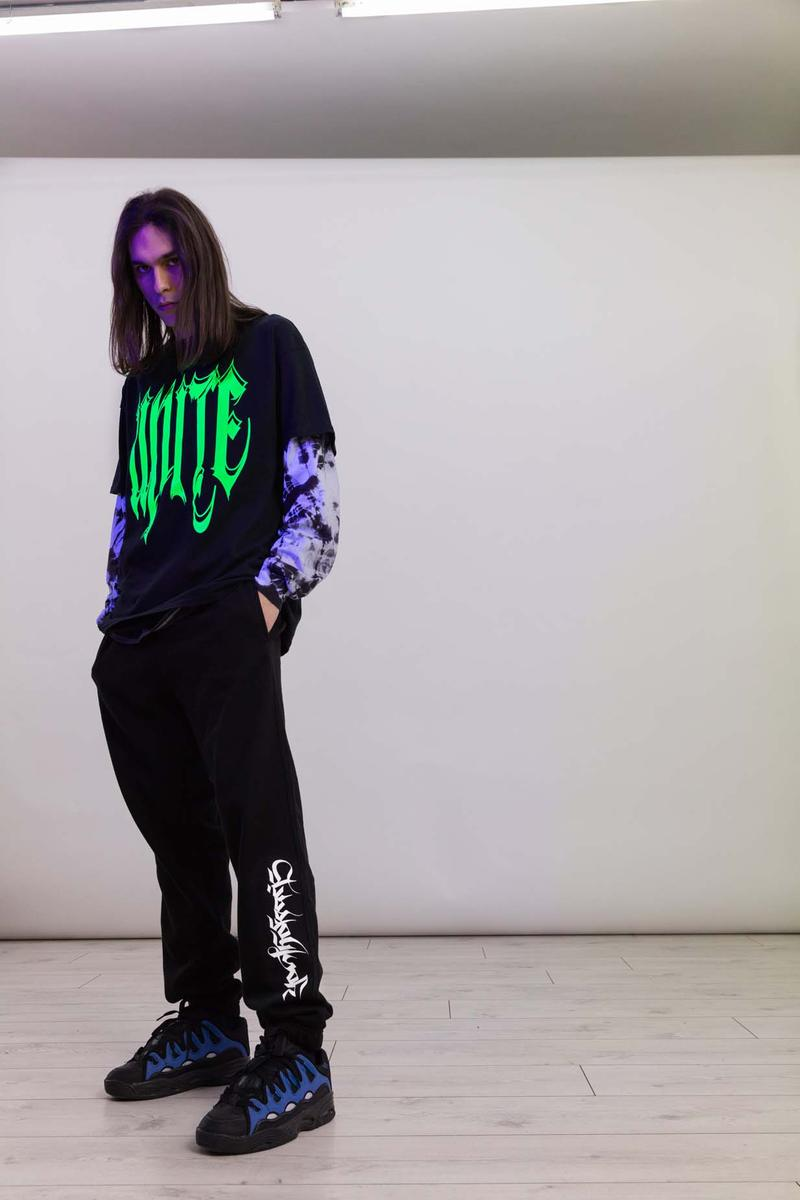 YOUTH OF PARIS Collection 2019 lookbook