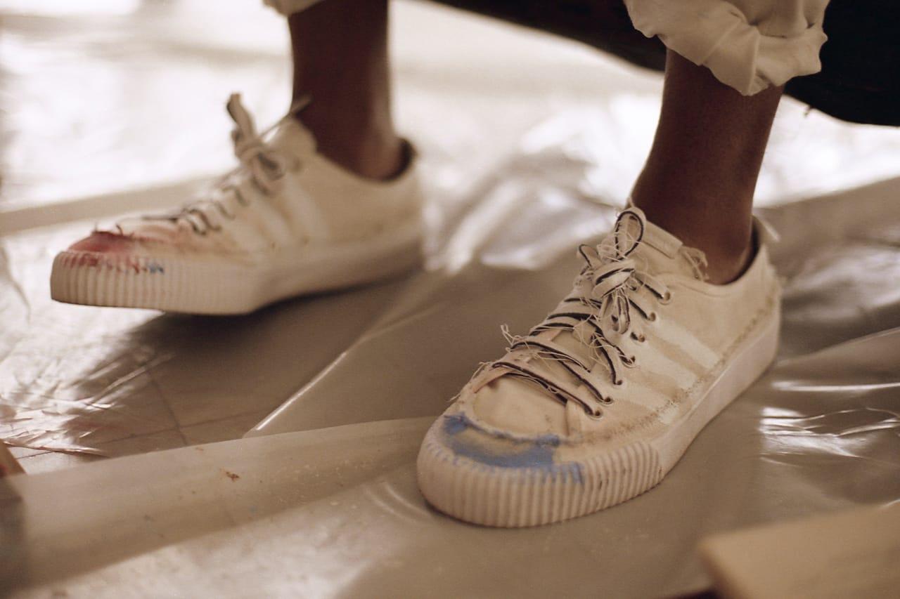 adidas et Donald Glover dévoilent les trois premières sneakers de leur collaboration