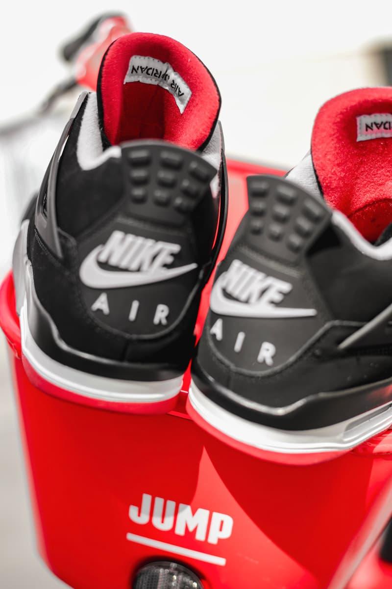 """Photo Air Jordan IV OG """"Bred"""""""