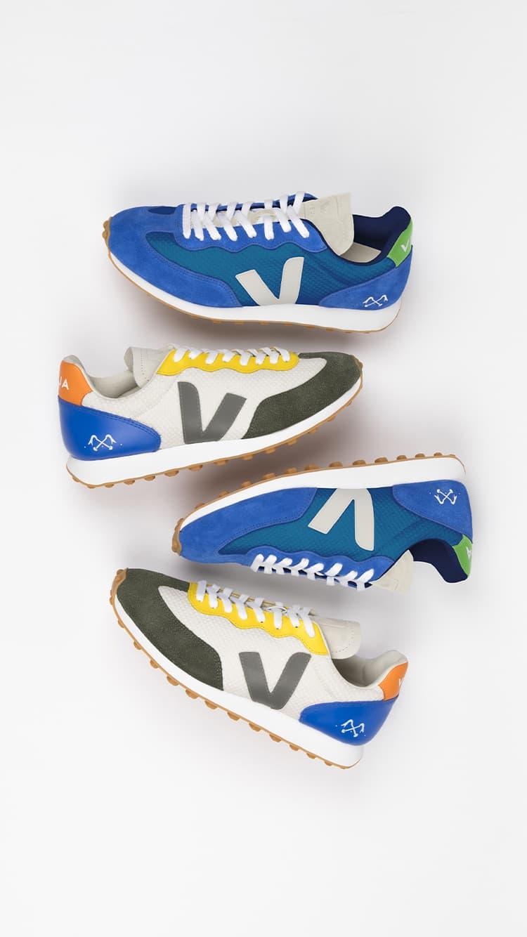 tenedor Cooperación Noroeste  Bleu de Paname x Veja : toutes les sneakers de la collab   HYPEBEAST