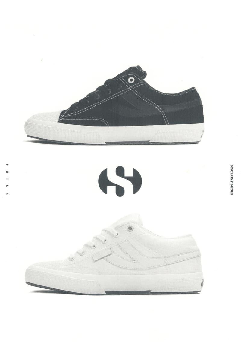 FUTUR sneaker highs & lows photos sortie