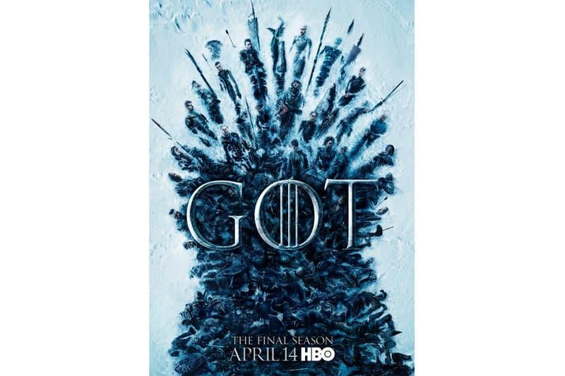 Game of thrones saison 8 poster théories