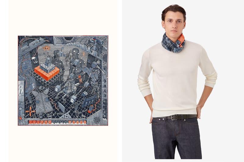prix bas lisse prix bas Hermès : Imaginez le prochain Carré de la maison | HYPEBEAST