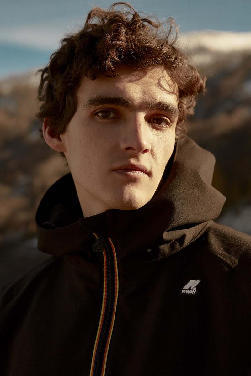 K-WAY collection automne hiver 2019 lookbook
