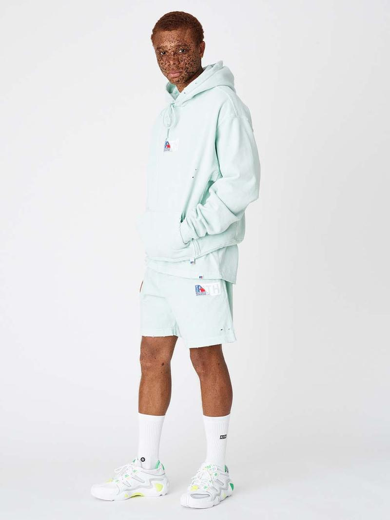 Photo KITH x Russell Athletic
