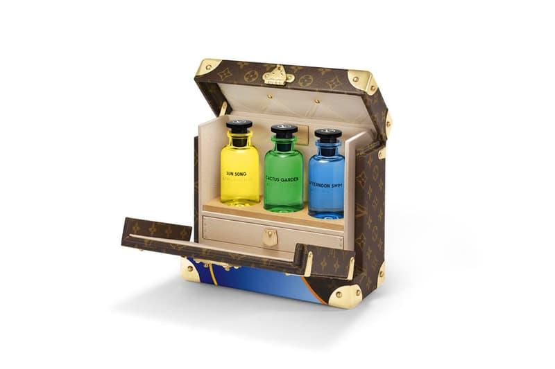 Photo parfums unisexes Louis Vuitton