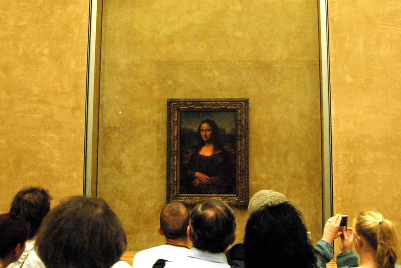 Photo Louvre de Vinci