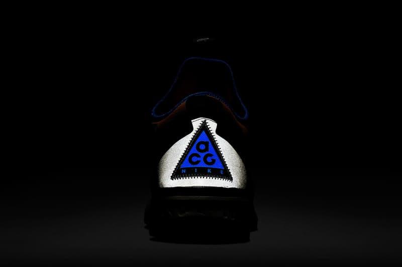 Nike ACG React Terra Globe photos sortie