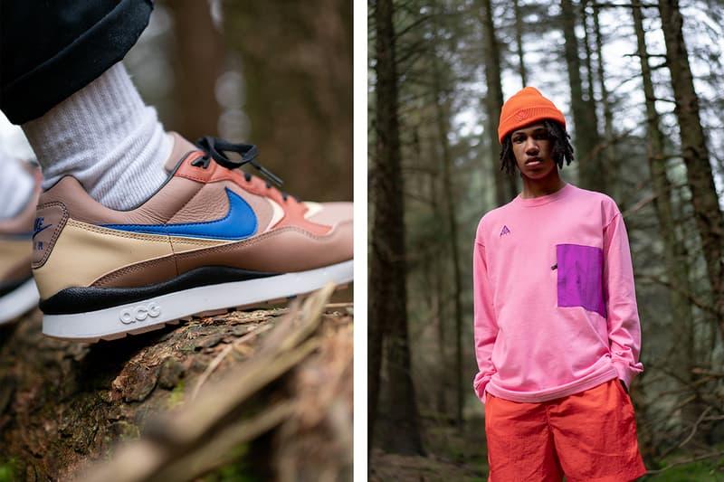 Photo Nike ACG Printemps/Été 2019