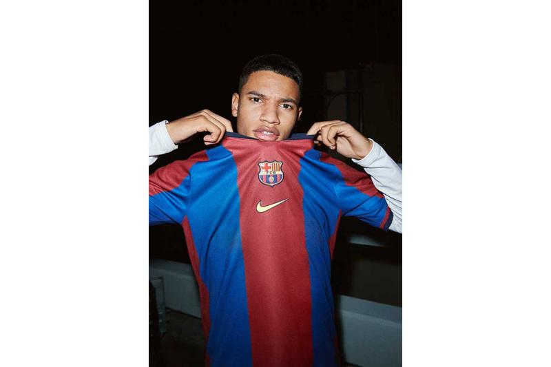 Nike Barcelone Maillot 1998 1999 Reedition
