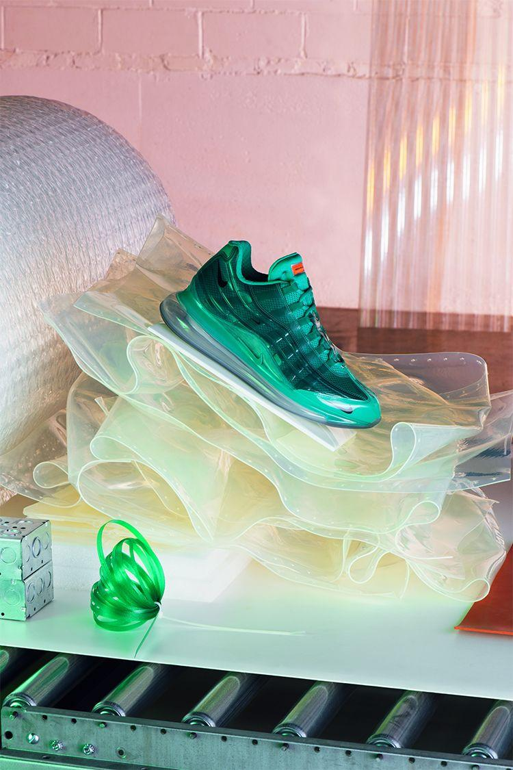 Photo Nike x Heron Preston Air Max 720/95