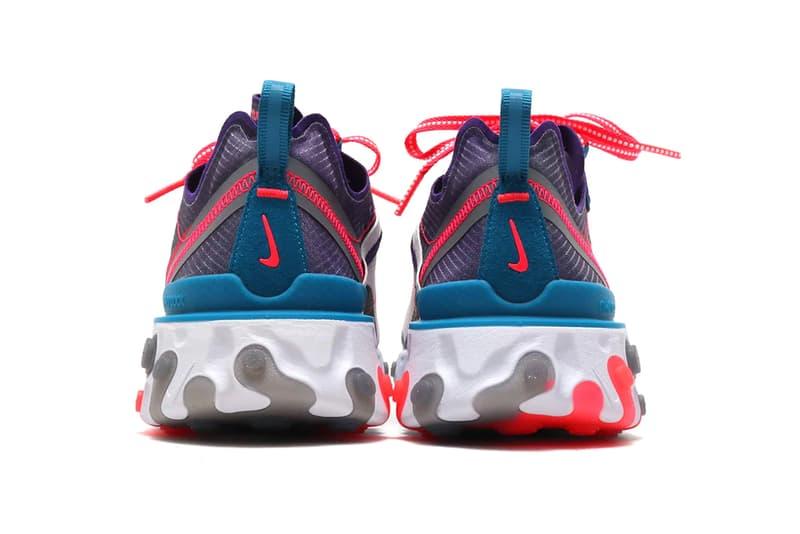 Photo Nike React Element 87