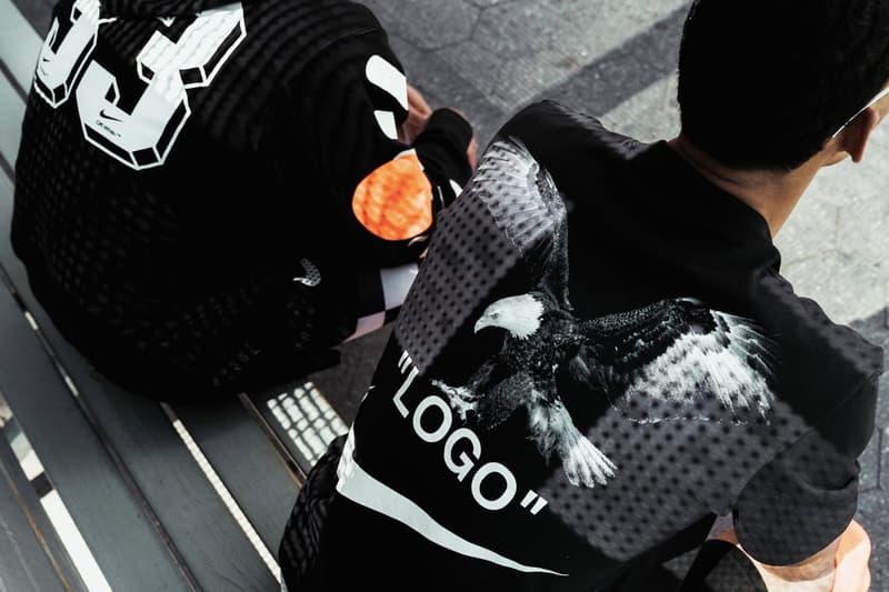 Photo de la collaboration Off-White™ x Nike