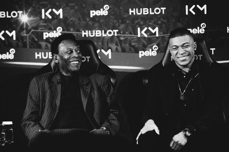 Photo Pelé Mbappé