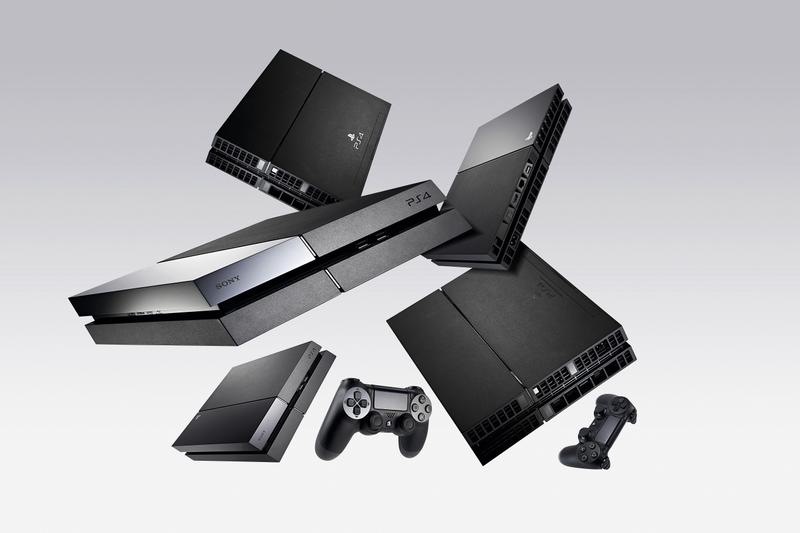 Photo de la Playstation 5