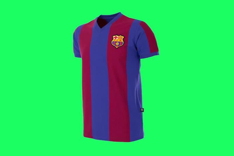 PSG Real Madrid Barcelone Maillot Vintage