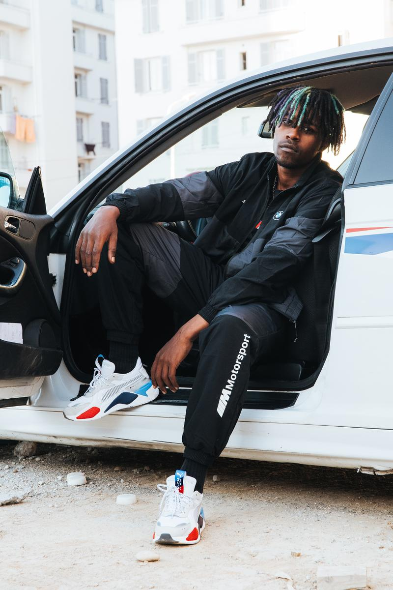 PUMA BMW RS-X sneaker collection photos