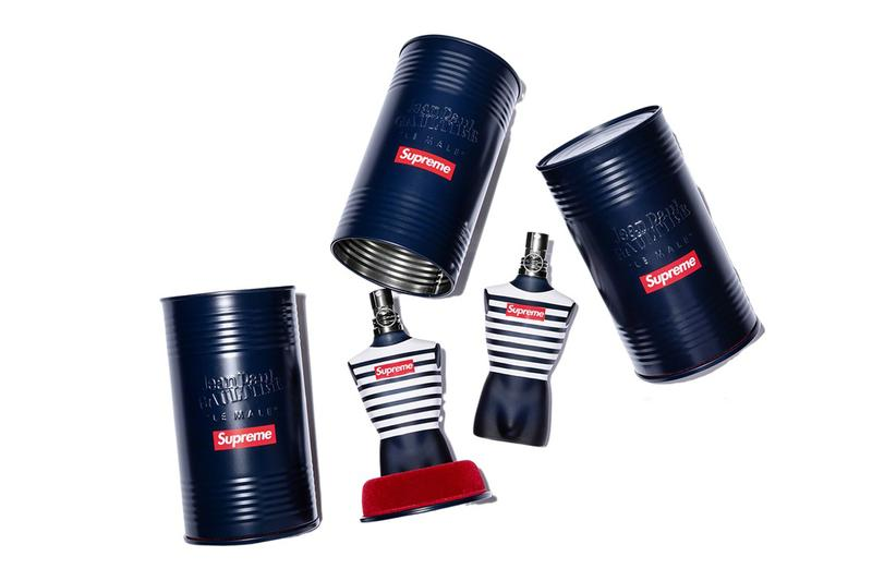 Supreme Jean Paul Gaultier Drop 11 avril photos