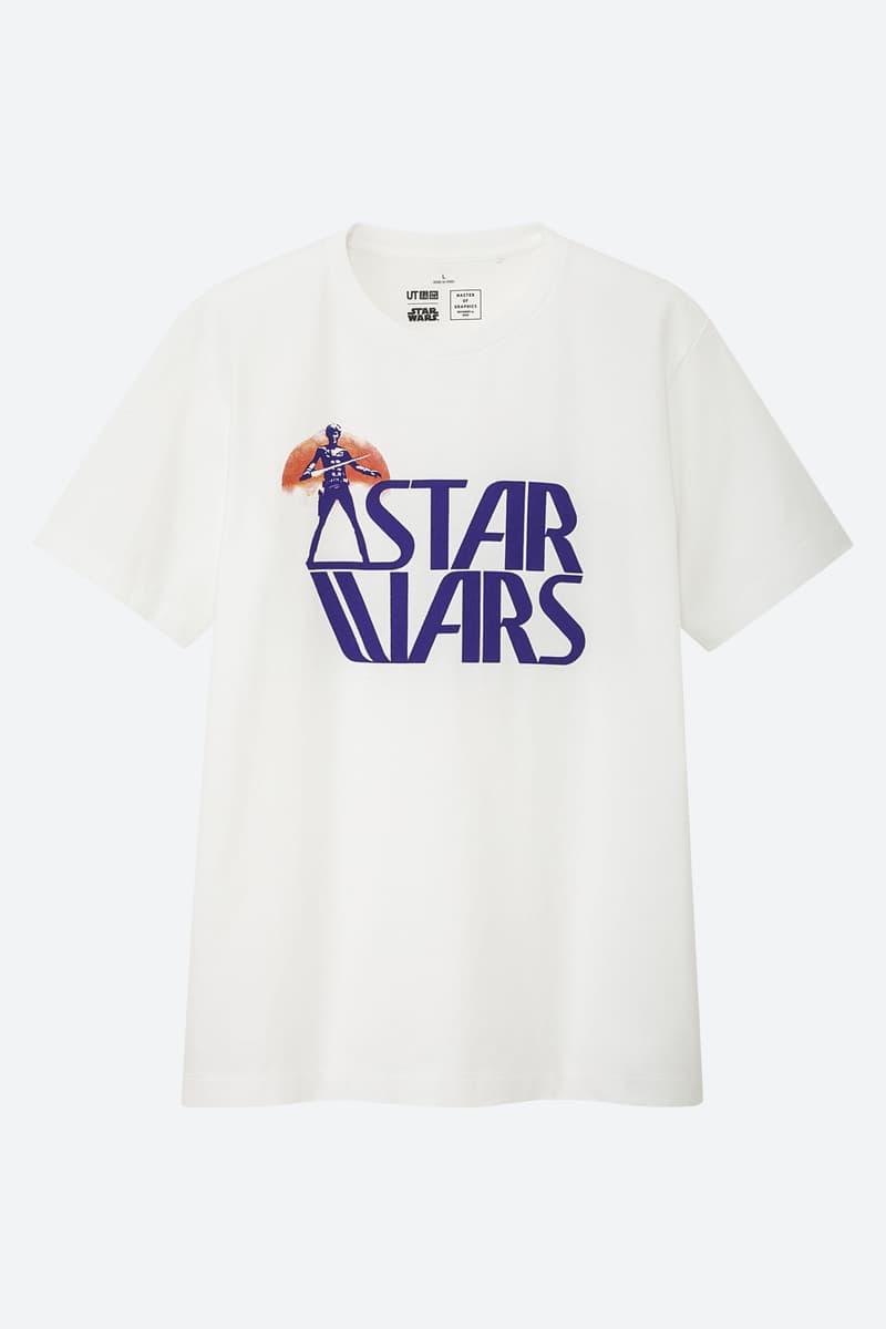 Uniqlo Star Wars collection sortie