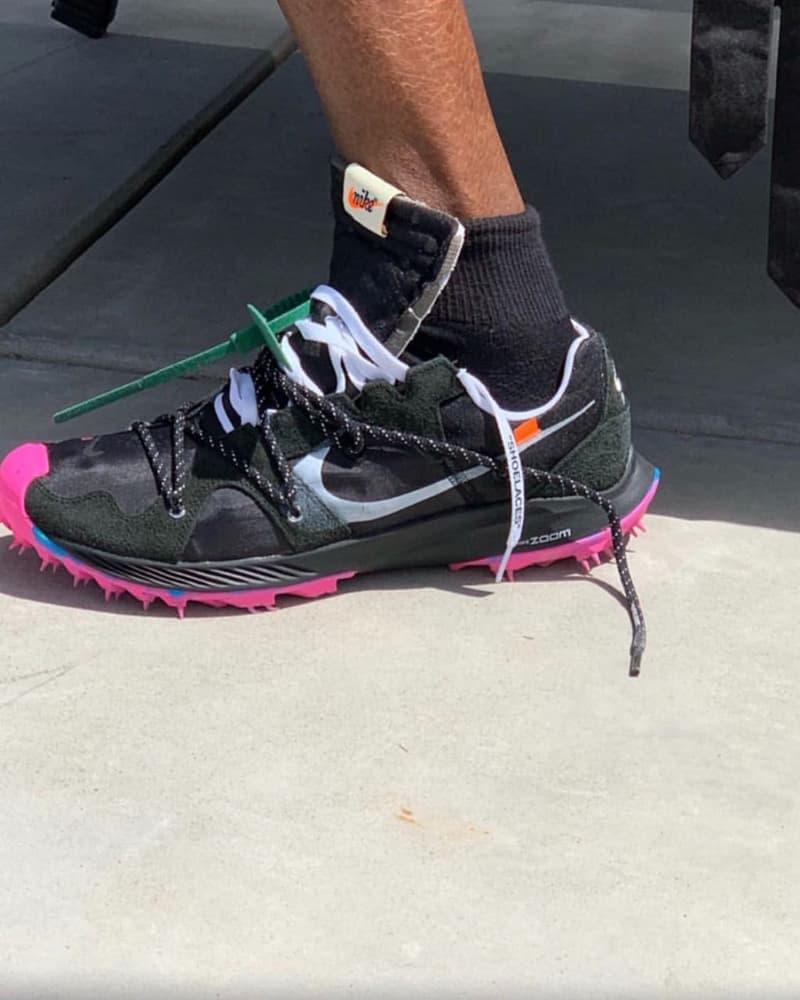 Photo Nike x Off-White™ running