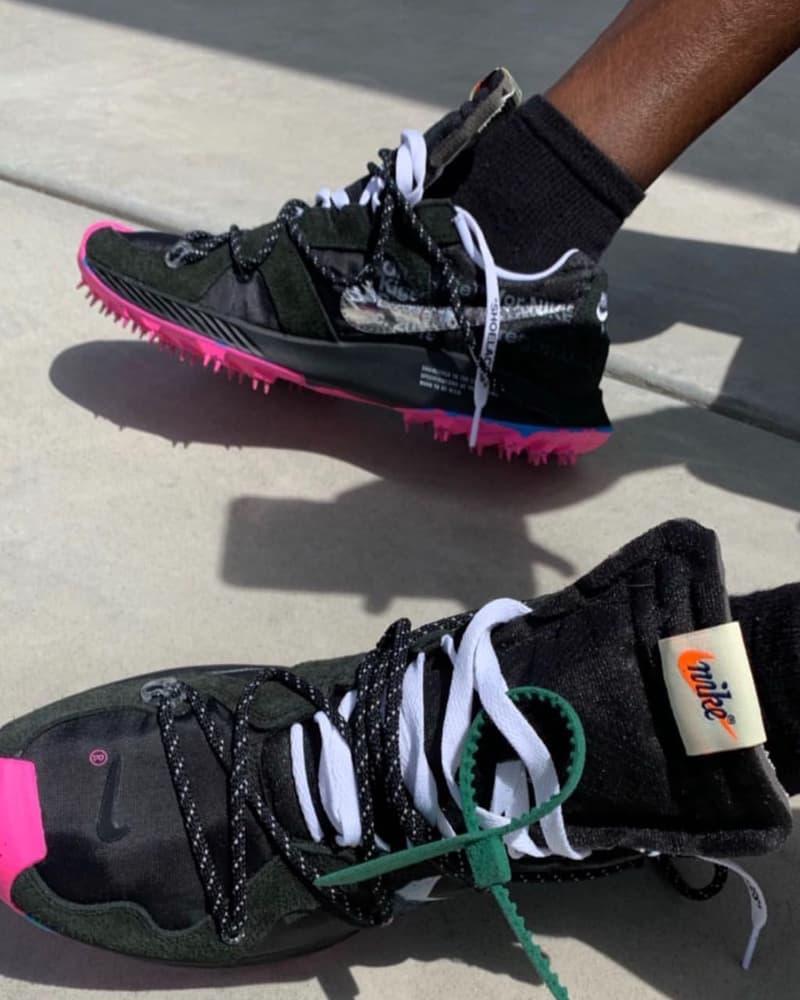 Photo Nike x Off-White™ trail
