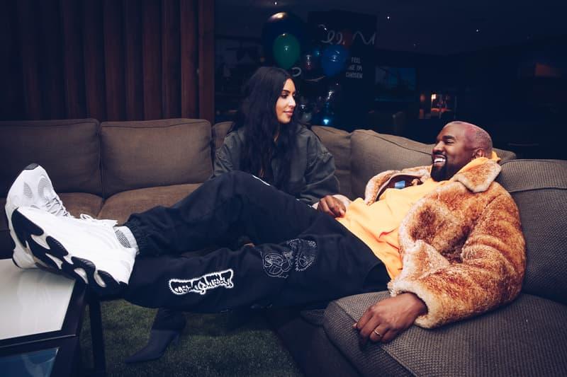 Photo Kanye West/Kim Kardashian
