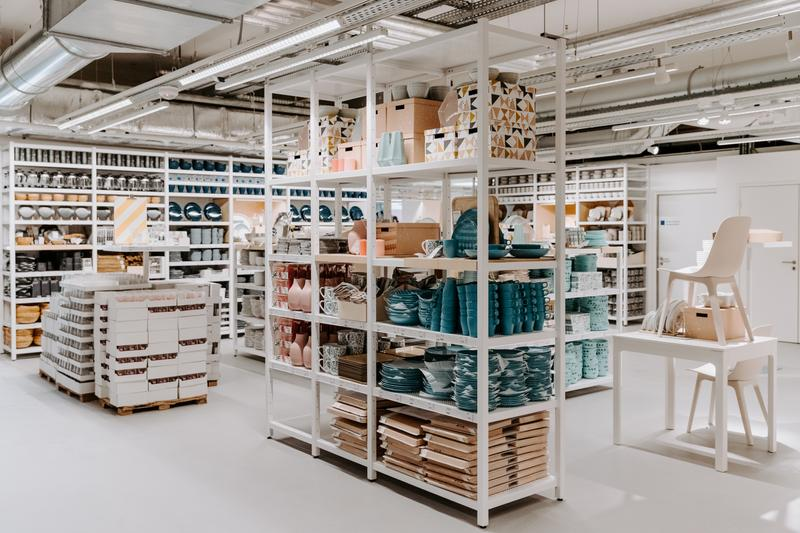 Photo du magasin IKEA de Madeleine