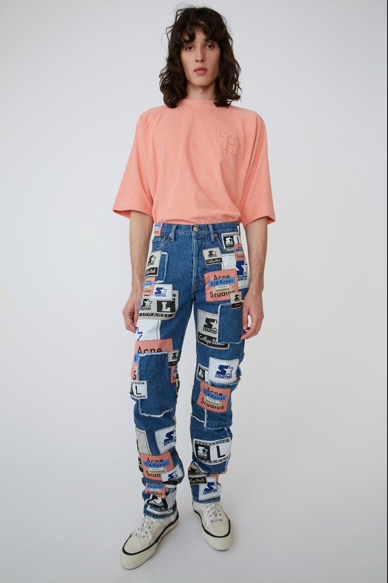 Photos de la collection Acne Studios x Starter