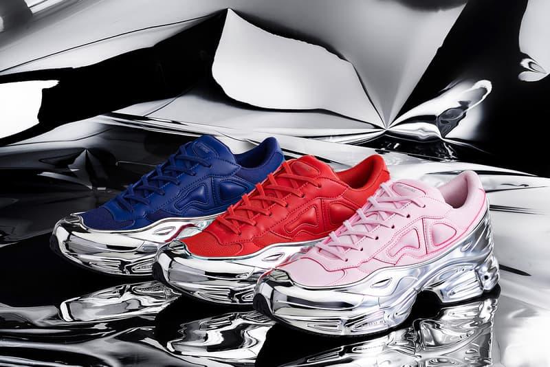 adidas raf simons ozweego nouveau photos sortie