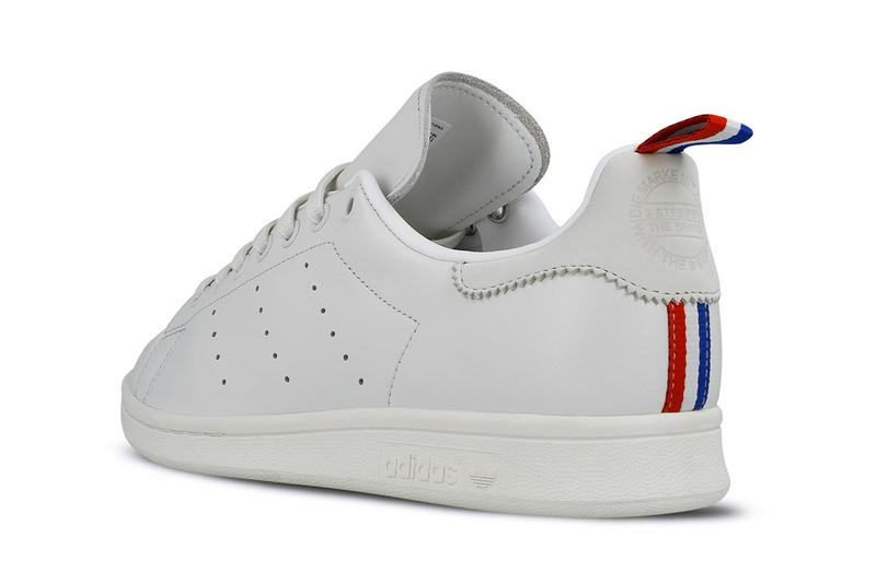 better more photos new product adidas stan smith bleu blanc rouge