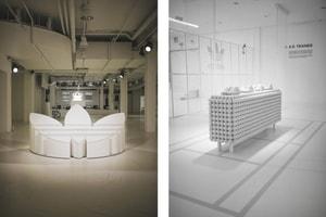 adidas ouvre un espace de 3000m² à Paris pour des artistes émergents et pour le grand public