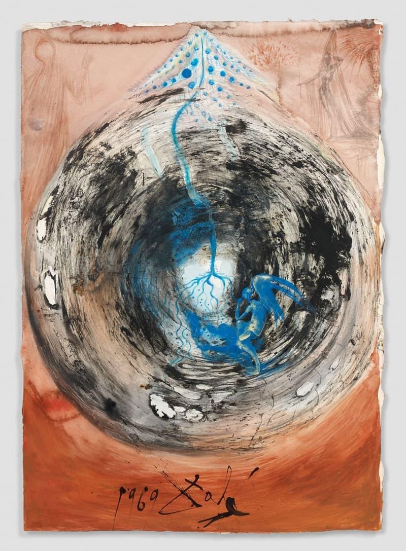 Photo des œuvres de Salvador Dali