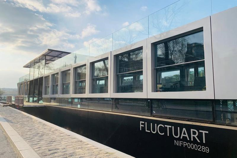 Photo Musée Fluctuart Paris