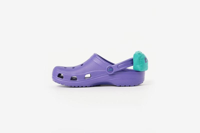 Photo Crocs banane