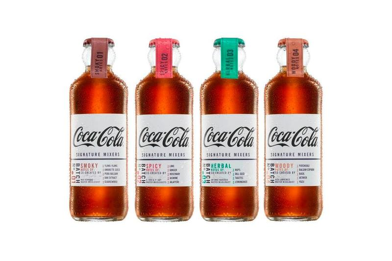 Photo des Signature Mixers Coca-Cola