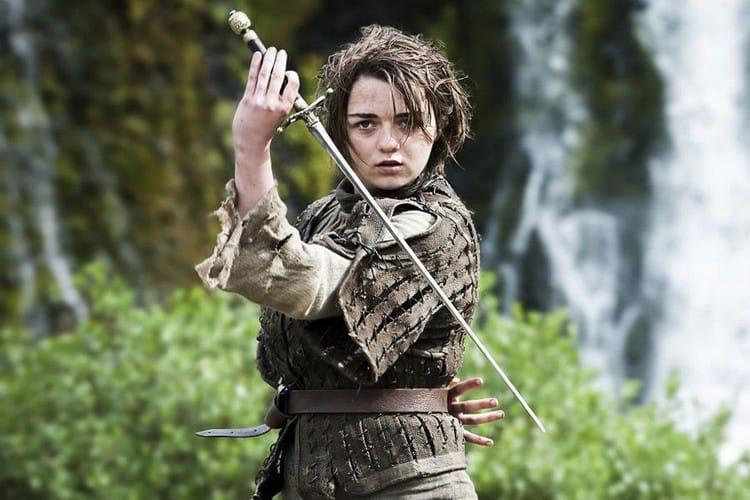 Voici la fin que Maisie Williams aka Arya aurait voulue pour Game of Thrones