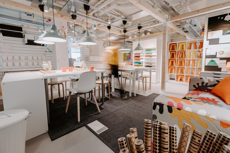 Photos de la boutique d'IKEA Madeleine