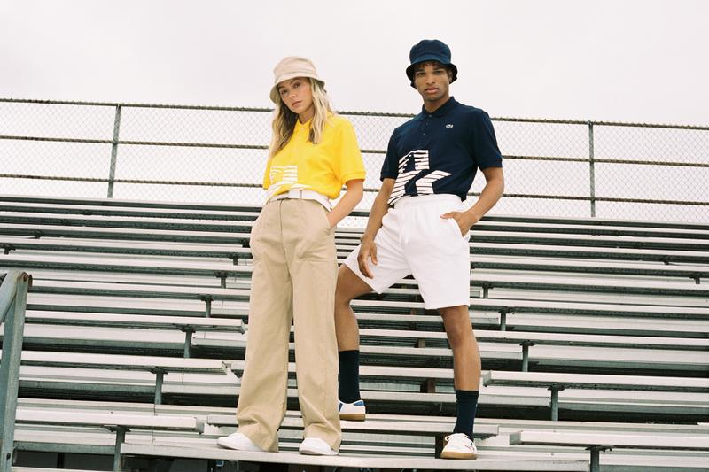Photo Lacoste Olympic Heritage Los Angeles 1984