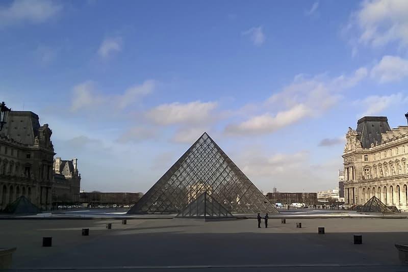 Louvre pyramide airbnb concert billeterie